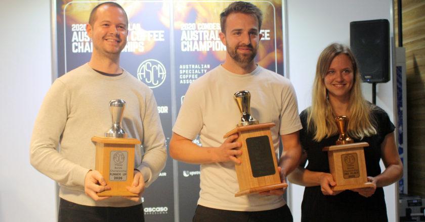 2020 Australian Coffee Championships