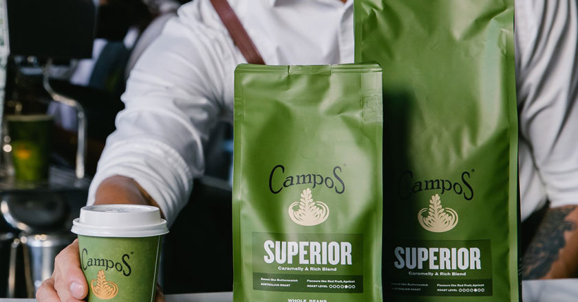 Campos Coffee Superior Blend