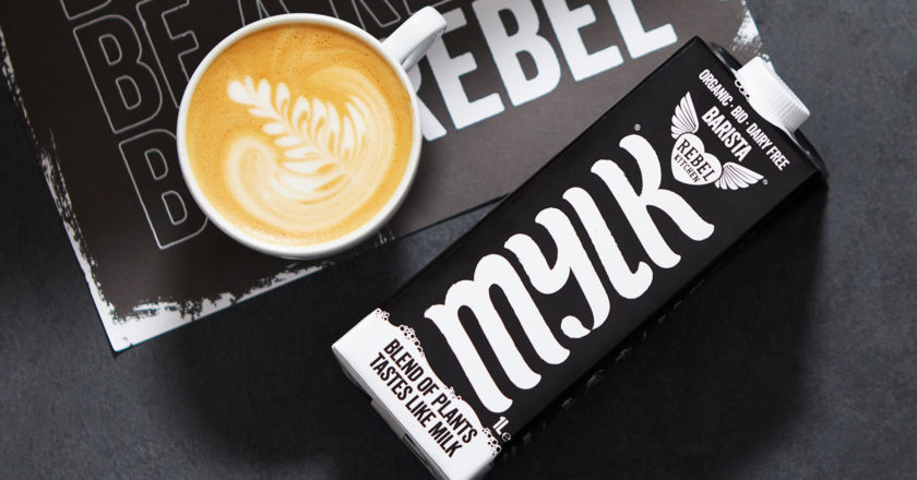 rebel kitchen barista mylk