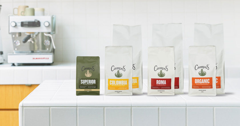 Campos Coffee Woolworths