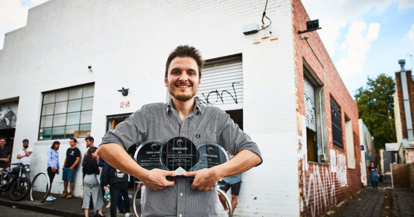2021 Australian International Coffee Awards