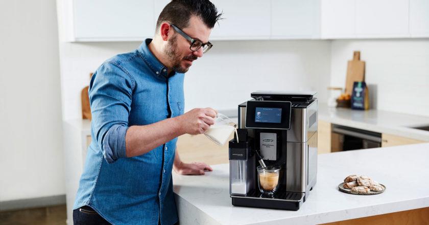 Australian love for milk coffee