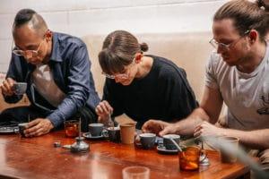 Espresso Flow Profile 競賽
