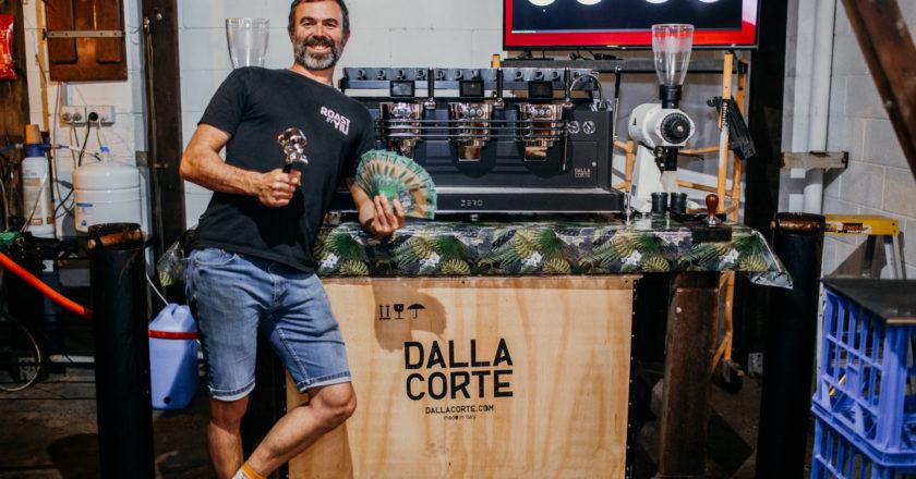 Espresso Flow Profile competition