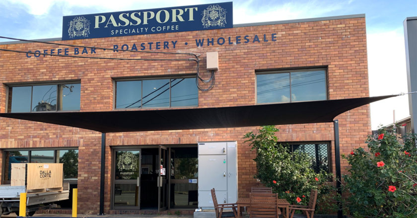 Passport Specialty Coffee