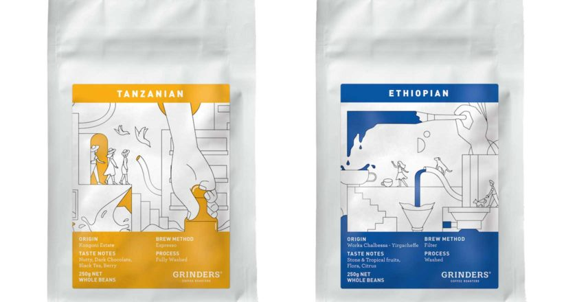 Grinders Coffee Single Origin