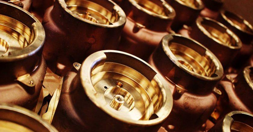 Dalla Corte lead coffee machine